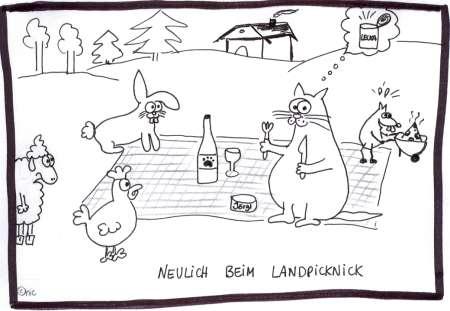 Landpicknick